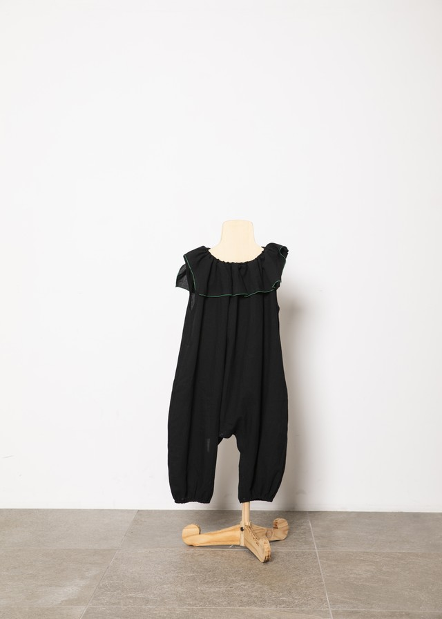 【21SS】folkmade(フォークメイド) palette all in one black(90/100/110)