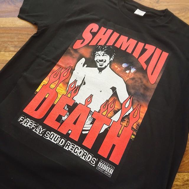 しみっちゃんDEATH Tシャツ