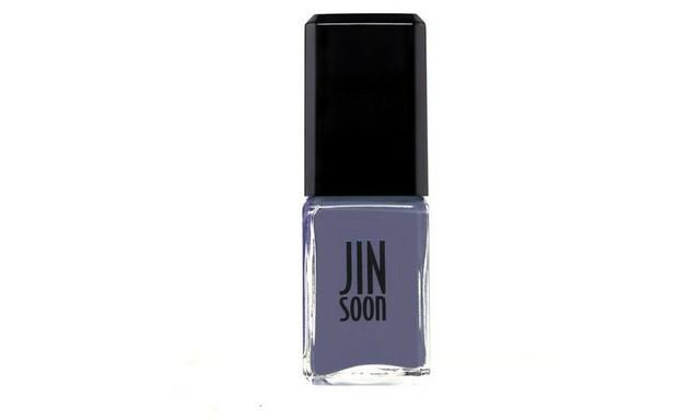 ジンスーン JINsoon ダンディ DANDY ブルー マニキュア J155