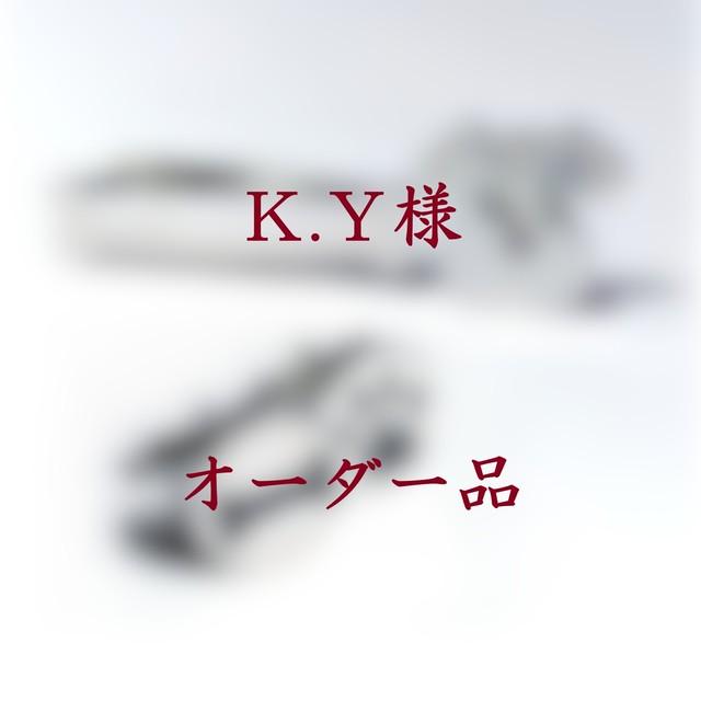 ☆K.Y様オーダー品☆ (ネクタイピン&カフスセット)