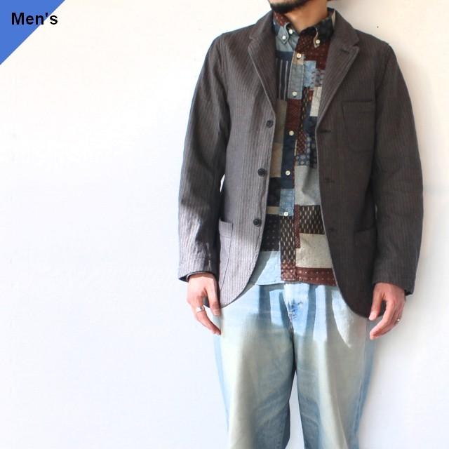 Orgueil オルゲイユ Classic Herringbone Jacket クラシックヘリンボーンジャケット OR-4185 グレー