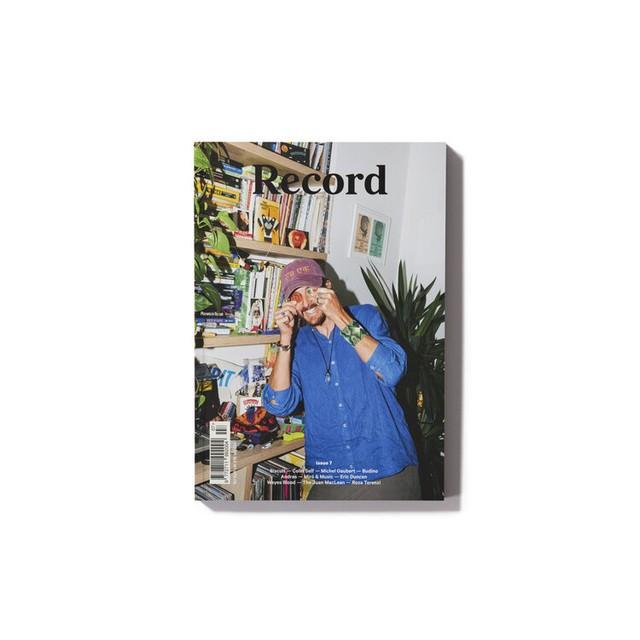 Record Culture Magazine ISSUE 7 (BOOK)