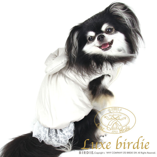 Luxebirdie  マシェリコート GLAY