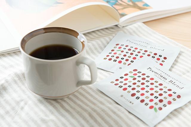 丸合ハットリ製茶 / オリジナル珈琲ドリップバッグ6袋セット