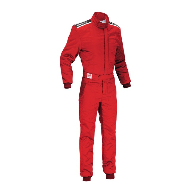 IA01847F061 OMP SPORT SUIT MY2014 RED
