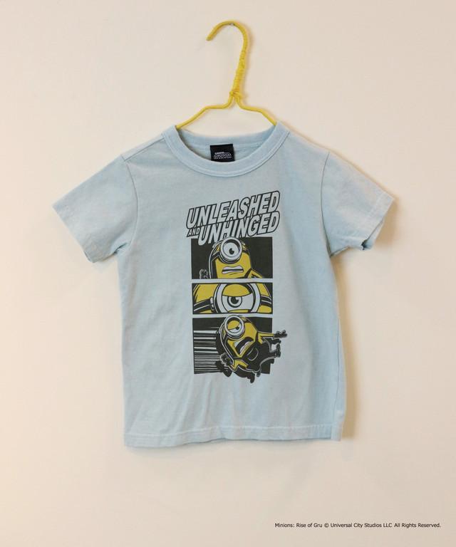 プリント半袖TEE/ミニオン(日本製)