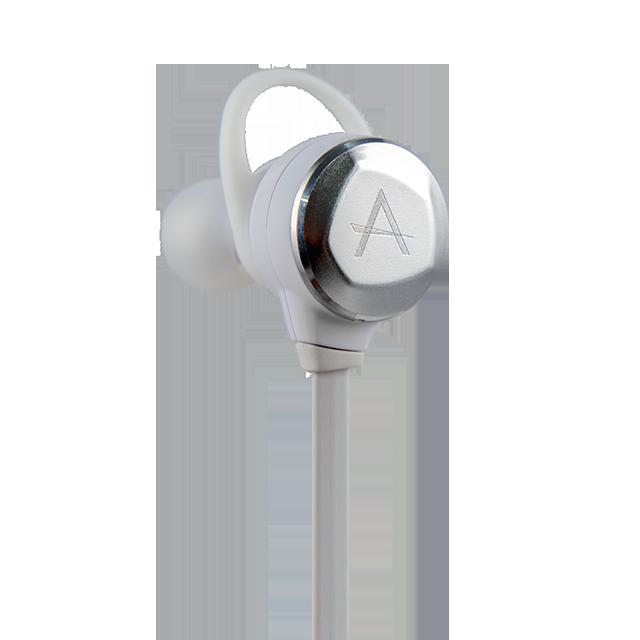 アプリで進化するヒアラブルイヤフォン Zeeny/ジーニー Bluetoothワイヤレス/iPhone、Android対応/音声通知/音質変更/AAC, aptX対応/連続再生8時間