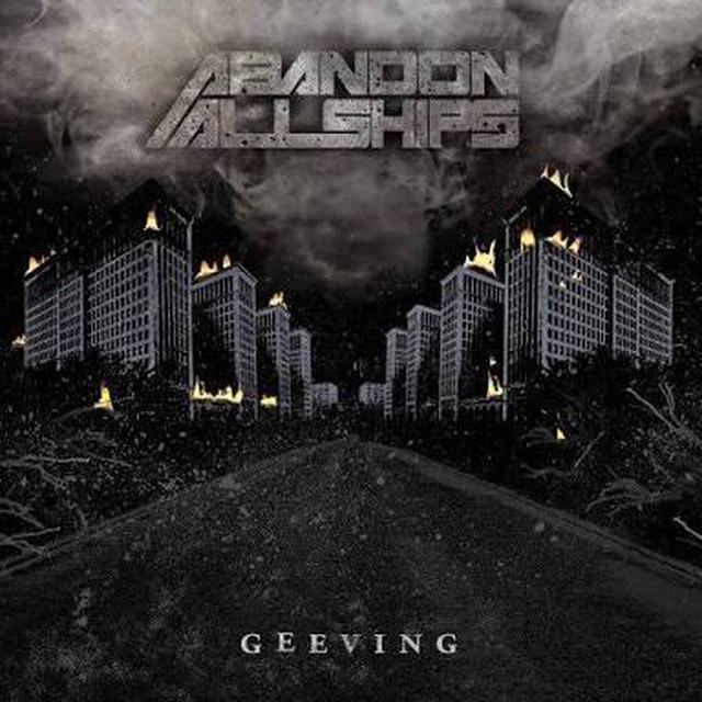 【USED】Abandon All Ships / Geeving