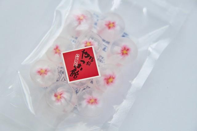 薄桜飴 400円