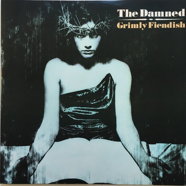 【12inch・英盤】The Damned / Grimly Fiendish