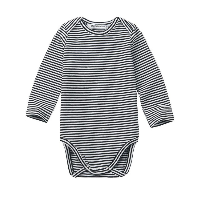 MINGO. / BODY SUIT[STRIPE]