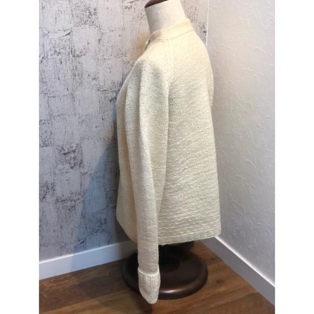 neck botan knit