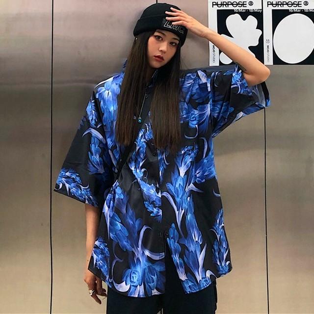 【トップス】ファッションスペシャルストリート系シャツ