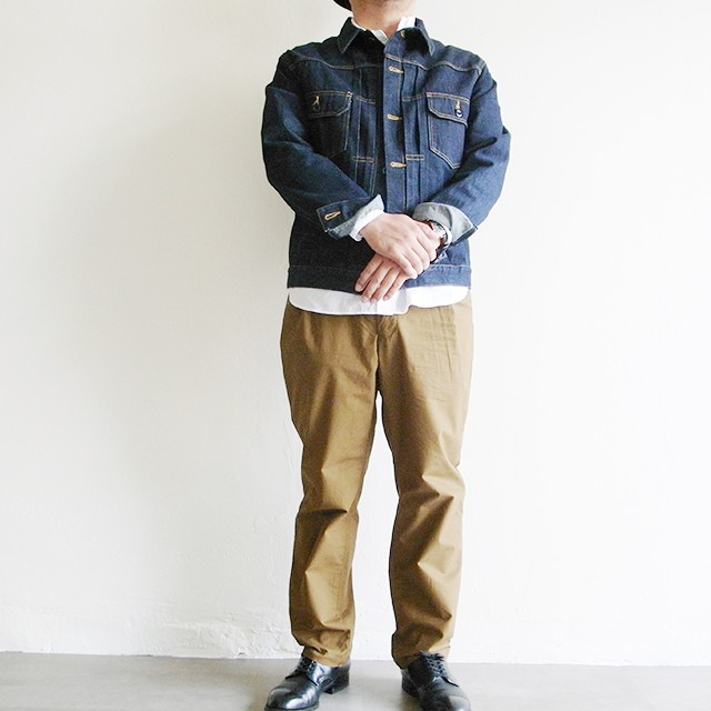 OUTIL  【 mens 】manteau calais