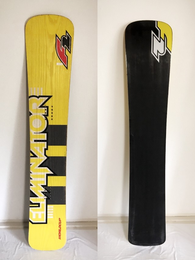 【 F2】 ELIMINATOR WC WOOD EDITION 153 16-17モデル/中古(491)