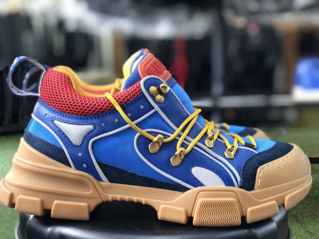 GUCCI FLASHTREK SNEAKERS 8 36943
