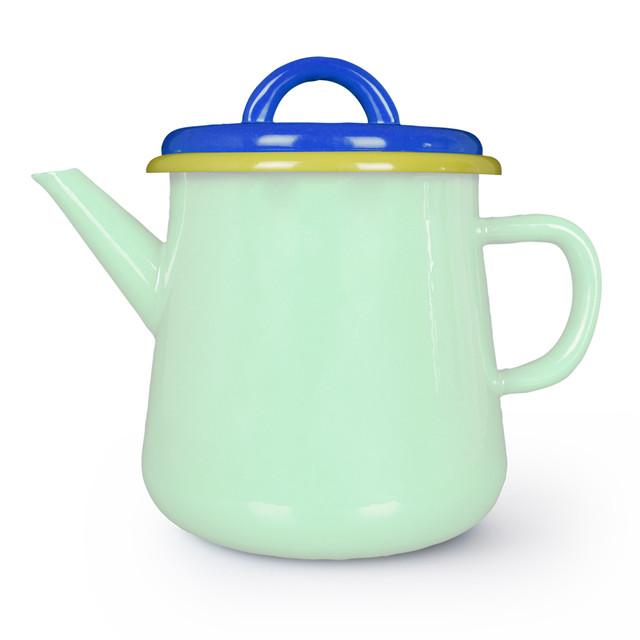 BORNN / COLORAMA - Tea Pot - Mint