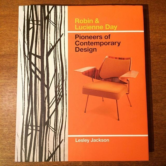 デザインの本「Robin & Lucienne Day: Pioneers of Contemporary Design」 - メイン画像