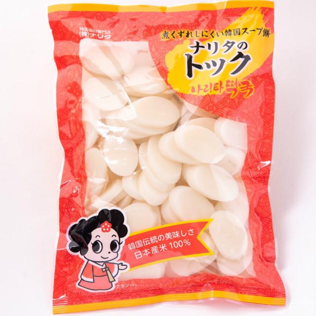 ナリタのトック(韓国スープ餅)/500g