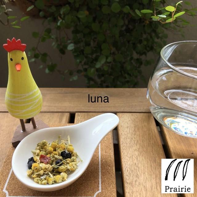 luna - ルナ - / ブレンドハーブティー ギフト / リーフ小15g