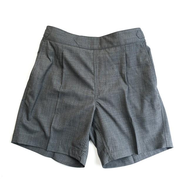 COLONY CLOTHING / SHARKSKIN POOL SIDE SHORTS / CC21-PT11-4