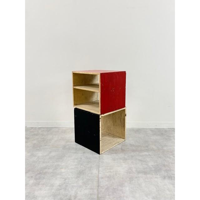 赤と黒の箱