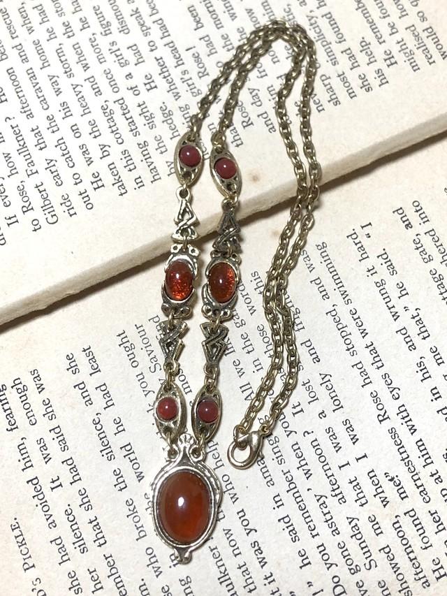 【Run Rabbit Run Vintage 】MIRACLE necklace