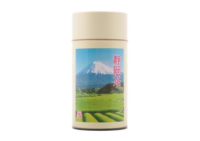 新茶 缶入り茶葉『名人作』200g缶