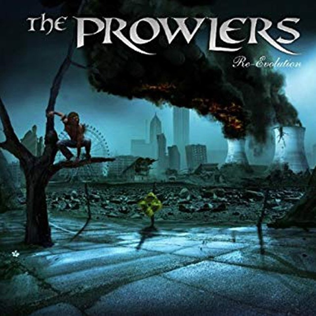 "THE PROWLERS ""Re-Evolution"" (輸入盤)"