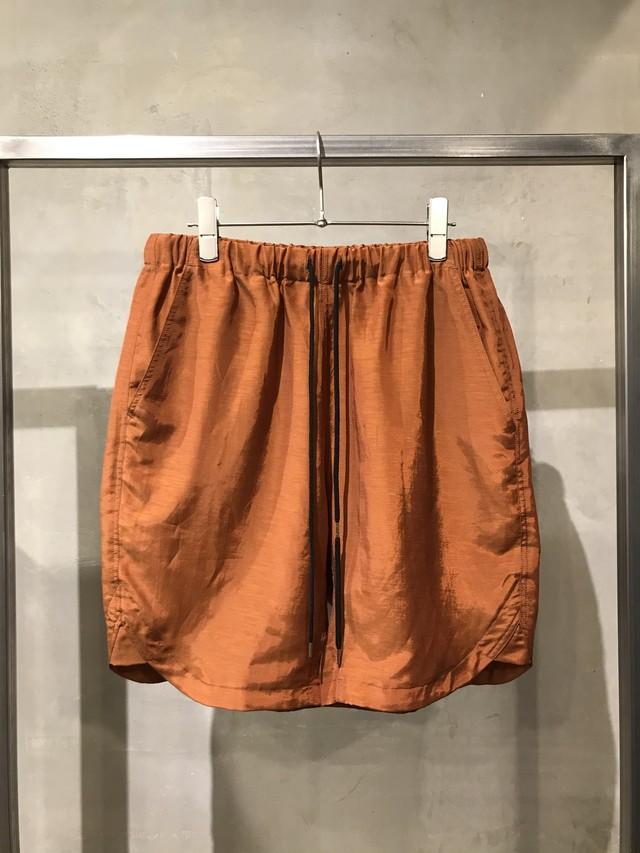 T/f taffeta climbing shorts - brick