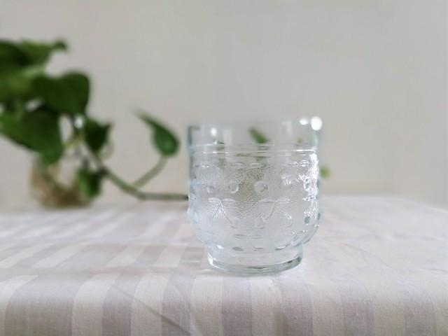 グラス / Riihimaki リーヒマキ ヴィンテージ / Kirsi キルシ (淡いブルー)