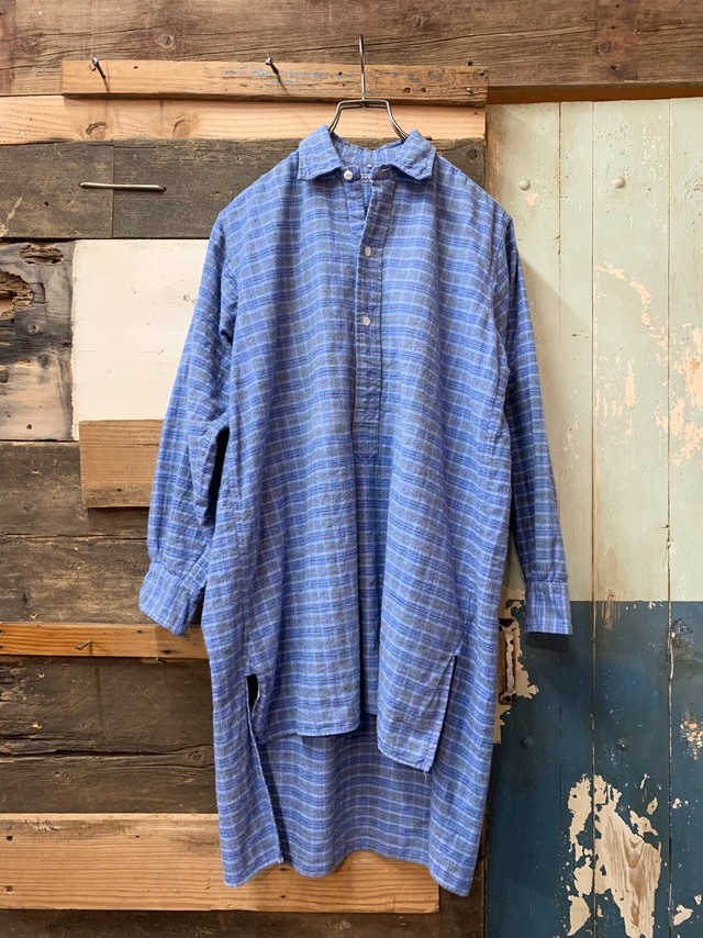 40-50's FRENCH FARMERS SHIRT