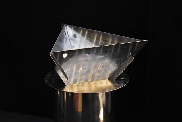 ステンレス製組立コーヒードリッパー(チェック)