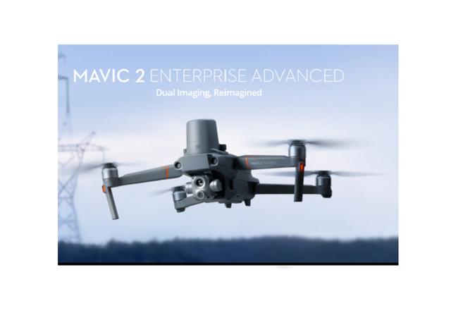 NEW!DJI Mavic 2 Enterprise Advanced(お問合せ下さい)