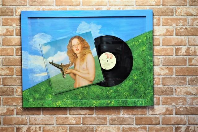 品番AL-006 レコードアート エリッククラプトン