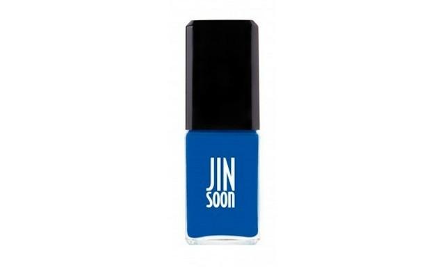 ジンスーン JINsoon クールブルー COOL BLUE ブルー マニキュア J129