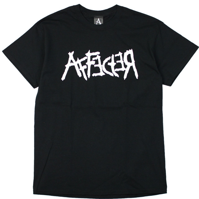【AFFECTER | アフェクター】Cross+ S/S Tee (Black)