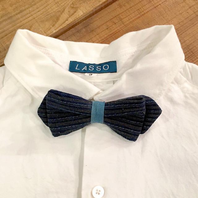 LASSO/蝶ネクタイ型 ブローチ[C]