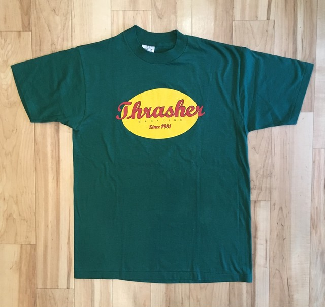 OLD STUSSY Circle Rasta  Tee