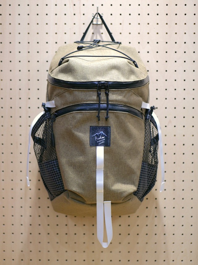 RAWLOW MOUNTAIN WORKS / TIBITIBI TOTE (OATMEAL)