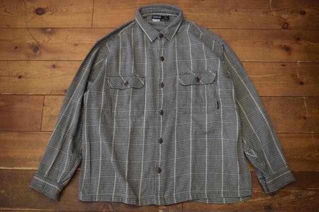 USED パタゴニア ヘビーフランネルシャツ 96年製 M  90s patagonia