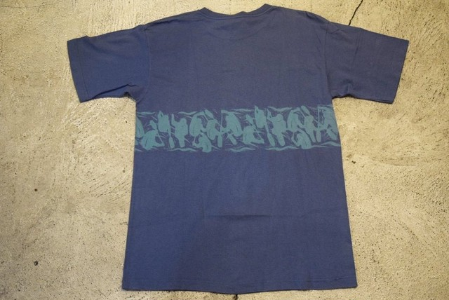 USED Patagonia Tshirt M 90s made in USA T0482