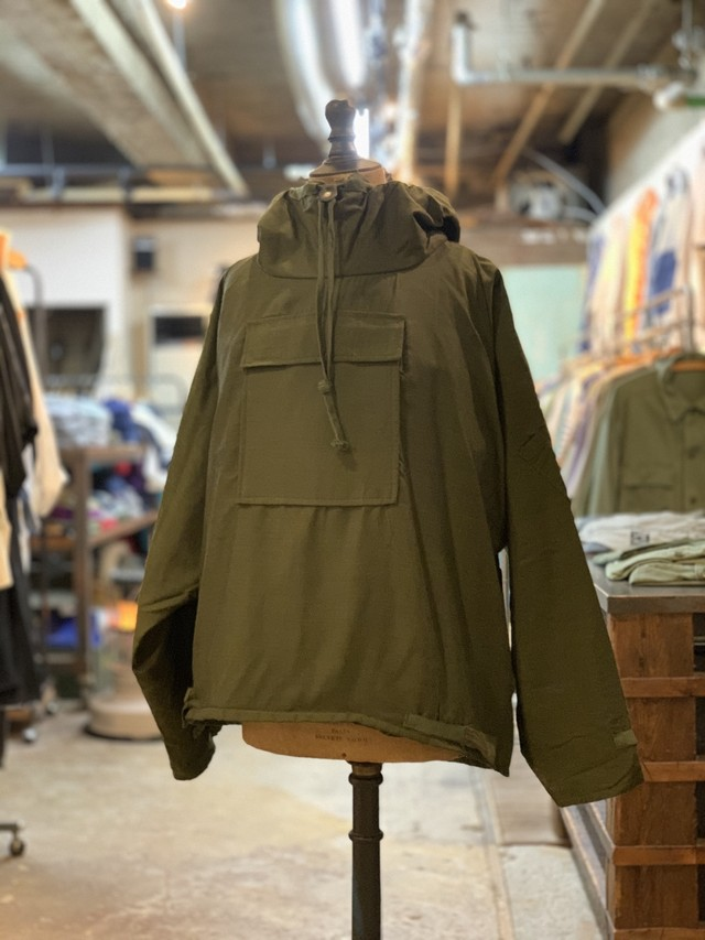 80's US ARMY CHEMICAL PROTECTIVE ANORAK
