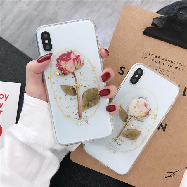 iphoneケース スマホケース iphone11  韓国 Vintage flower gold ペア