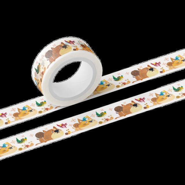 マスキングテープ 15mm×10m No.3