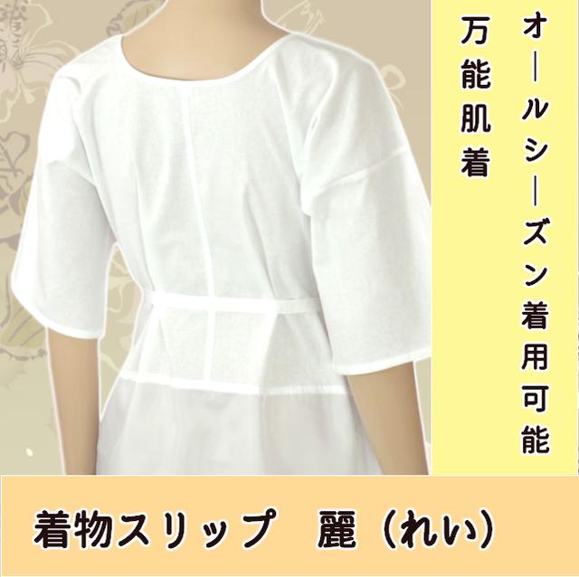 送料無料【夏の洗える二部式長襦袢】絽の半襦袢・絽の裾除けのセット M・L・LL