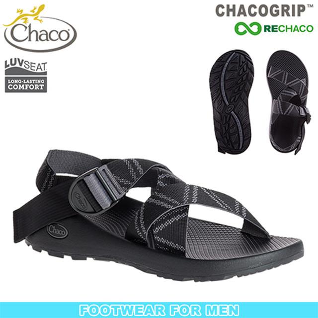 Chaco チャコ Ms MEGA Z CLOUD ブラック