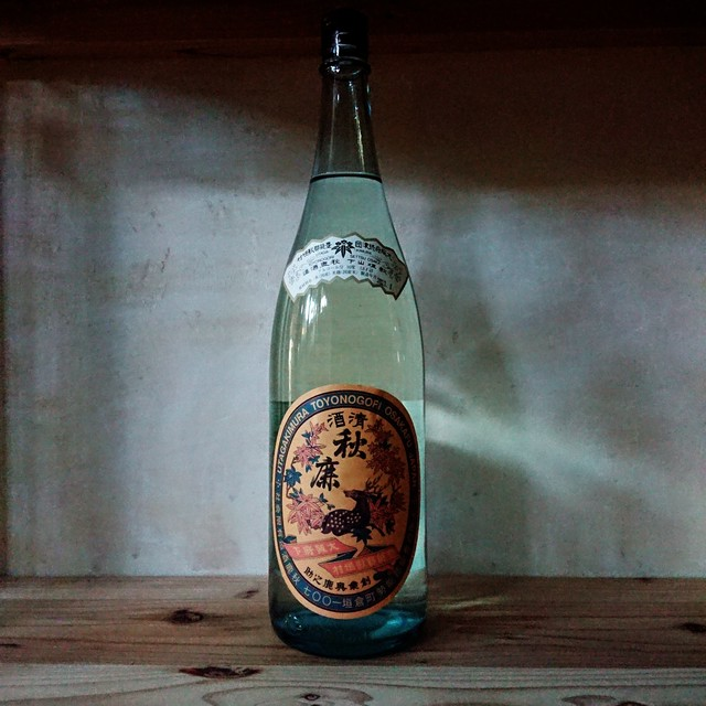 秋鹿 純米大吟醸 復古版ラベル 720ml