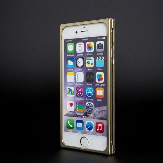 iPhone 6/6s ジュラルミンケース シャンパン