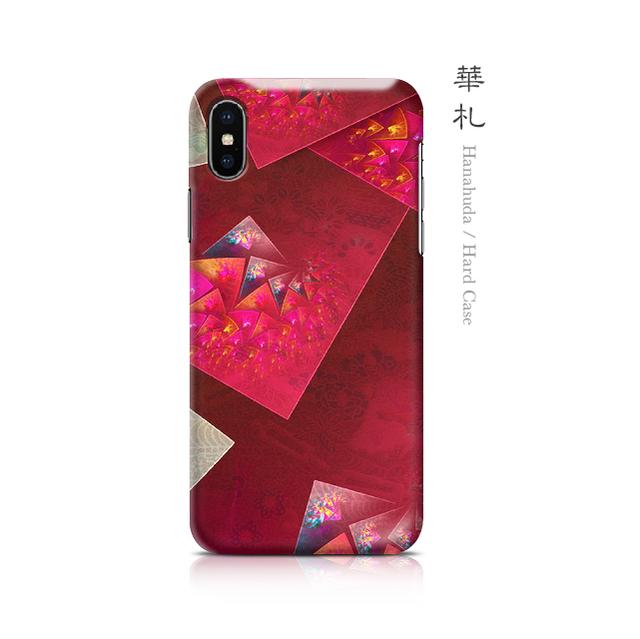 華札 - 和風 iPhoneケース